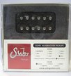 Suhr DSV-N-Black 50mm guitar Pickups
