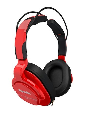 Image for Superlux HD-661 Professional Headphones