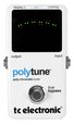 TC Electronic Polytune Guitar Tuner