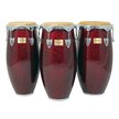 Tycoon Concerto Series Red Pearl Congas Set