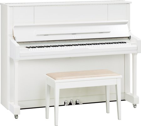 Image for Yamaha U1J PWHC Upright Piano