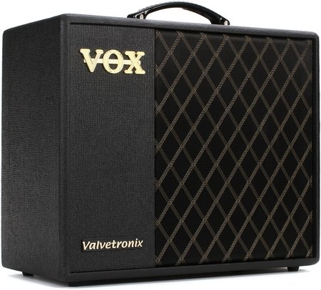 Image for Vox VT40X Electric Guitar Amplifier