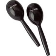 Tycoon TMW-D Wooden Maracas - Master Diamond Finish
