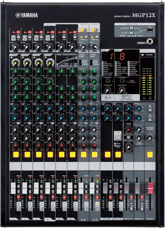 Image for Yamaha MGP12X Analog Mixer