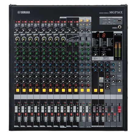 Image for Yamaha MGP16X Analog Mixer