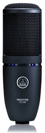 Image for AKG Perception 120 USB Microphone