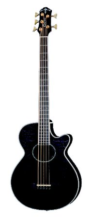 Image for Crafter BA 580EQ-5/TBK Acoustic Electric Bass