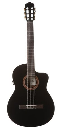 Image for Cordoba C5-CETBK Acoustic Electric Nylon Guitar