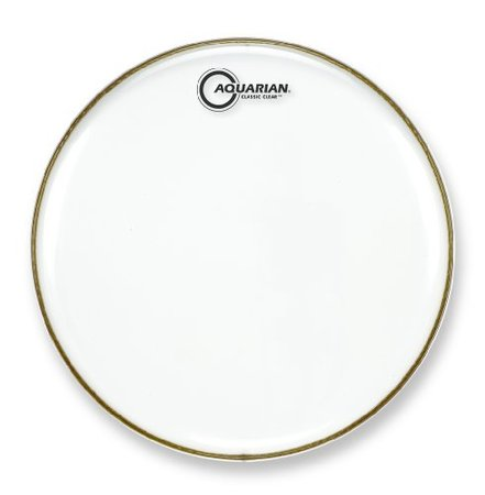 "Image for Aquarian Classic Clear Series CC8 8"" Drumheads"