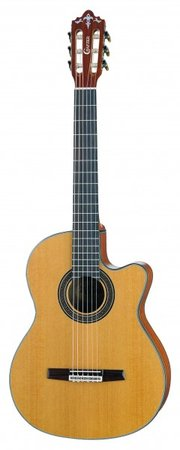Image for Crafter CE 15/N (W/DXB-TC) Acoustic Electric Nylon Guitars