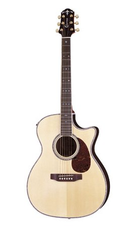 Image for Crafter TC 035/N Acoustic Electric Guitars