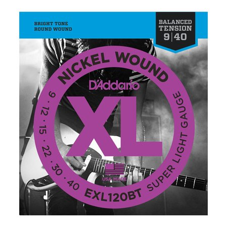 Image for D'Addario EXL120 Electric Strings