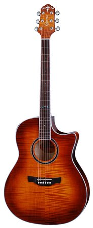 Image for Crafter AGE 500 TM/VS Acoustic Electric Guitar