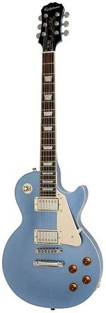 Image for Epiphone Les Paul Standard Electric Guitars Pelham Blue