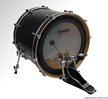 "Evans Bass Batter Head 22"" BD22EMAD2 Drum Head"