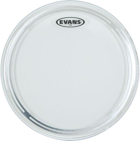 Image for Evans Genera G2 Clear 8""