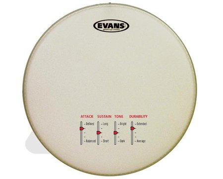 "Image for Evans Genera G2 Coated 16"" B16G2"