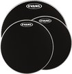 "Evans Onyx 2 PLY Coated 13"" B13ONX2"