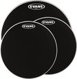 "Evans Onyx 2 PLY Coated 14"" B14ONX2"