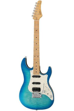 Image for FGN J-Standard Odyssey JOS-FM-M/OBT Electric Guitar