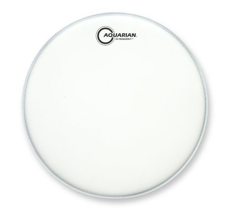 "Image for Aquarian Hi Frequency Texture Coated Series TCHF14 14"" Drumheads"