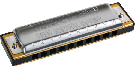 Image for Hohner Big River Harp Harmonica