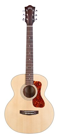 Image for Guild Jumbo Junior E NAT Acoustic Electric Guitars
