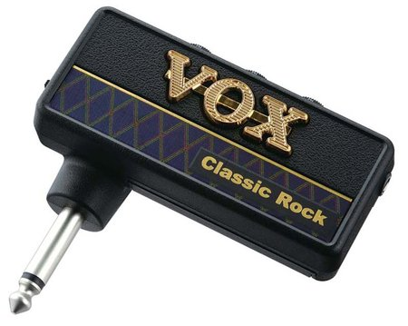 Image for Vox Amplug Classic Rock Headphone Amplifier