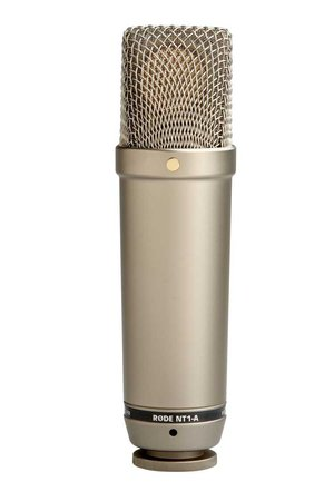 Image for Rode NT1 A Recording Microphone
