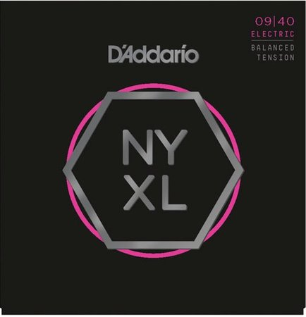 Image for D'Addario NYXL 0940BT Electric Guitar Strings