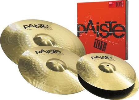 Image for Paiste 101 Cymbal Set
