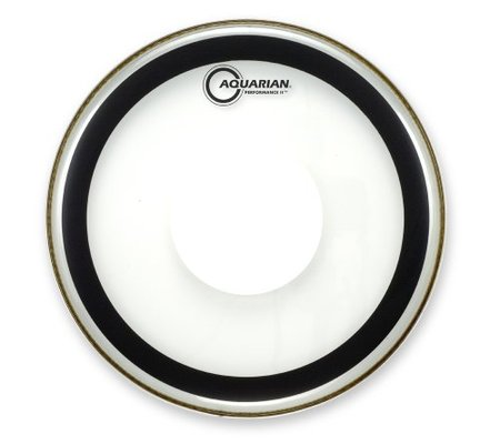 "Image for Aquarian Performance II Series Two Ply with power dot PFPD8 8"" Drumheads"