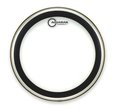 "Aquarian Performance II Series Two Ply Clear PF22 22"" Bass Drumheads"