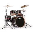 Premier Genista Full Kit Maple Shell Drum Set