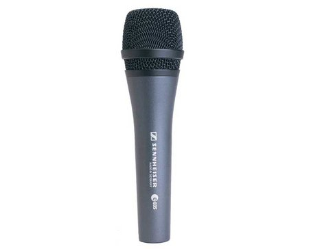 Image for Sennheiser E 835 Vocal Microphone