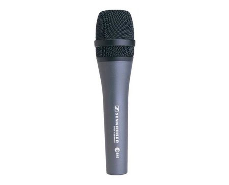Image for Sennheiser E 845 Vocal Microphone