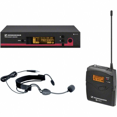 Image for Sennheiser EW 152 G3-E-EU Wireless System