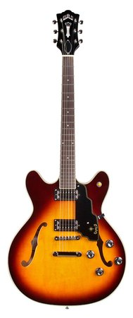 Image for Guild Starfire IV ST Maple in Antique Sunburst Electric Guitars