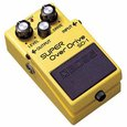 BOSS SD-1 Super OverDrive Pedal Effect