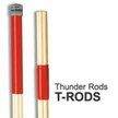 Promark T Rods Drumstick