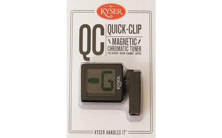 Image for Kyser Quick-Clip Tuner