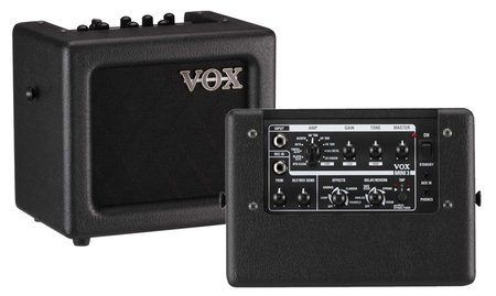 Image for Vox Mini 3 Guitar Amps