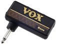 Vox Amplug Bass Headphone Amplifier