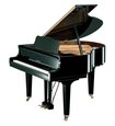 Yamaha Baby Grand Piano GB1K PE