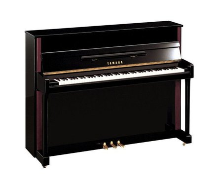 Image for Yamaha JX113 TPE Upright Piano