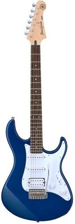 Image for Yamaha Pacifica 112J DBM Electric Guitar