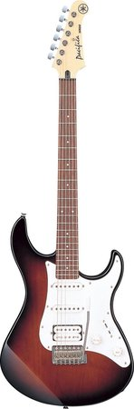 Image for Yamaha Pacifica 112J OVS Electric Guitar