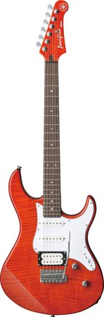 Image for Yamaha Pacifica 212 VFM CBR Electric Guitar