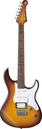Image for Yamaha Pacifica 212 VFM TBS Electric Guitar