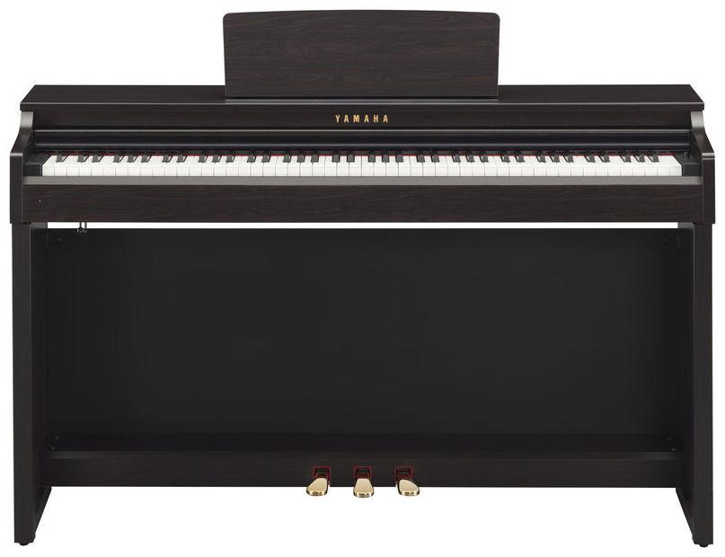 yamaha clp 525 clavinova nuansa musik. Black Bedroom Furniture Sets. Home Design Ideas